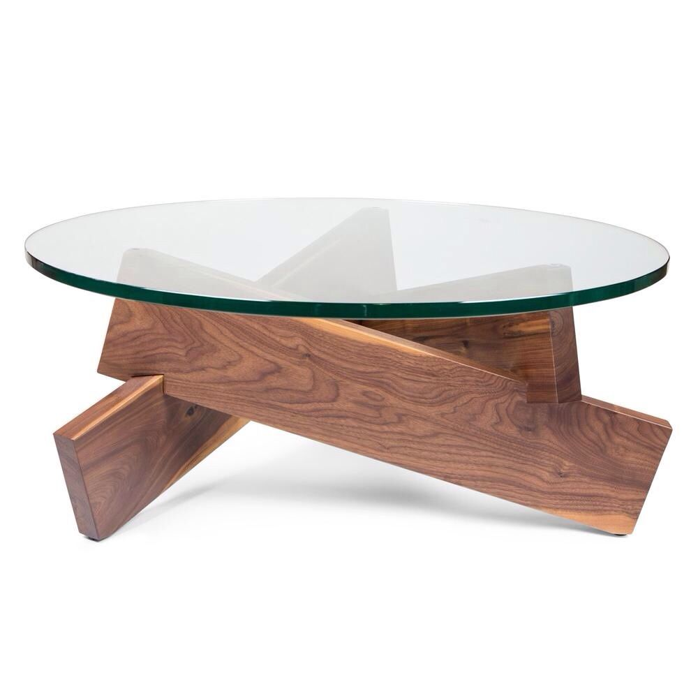 Soft Round Edges For Maximum Movement Wood Table Design Coffee Table Furniture [ 1000 x 1000 Pixel ]