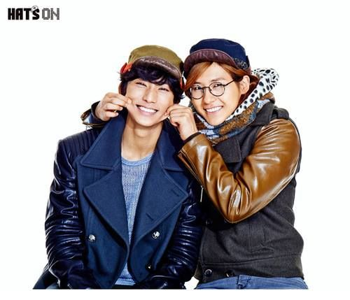 GongChan & C.NU