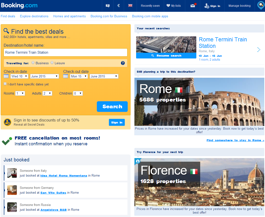 Top 8 Hotel Booking Sites For Trouble Free Traveling Book Hotel