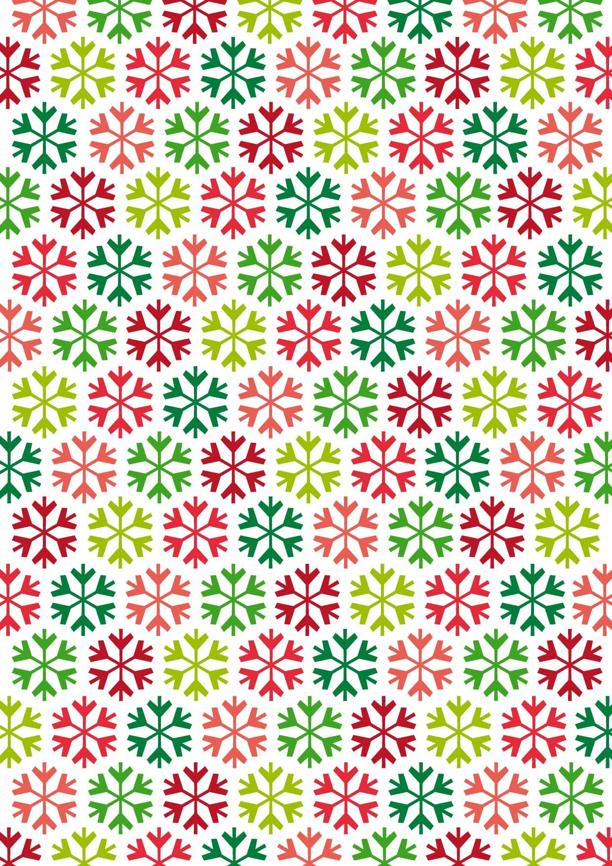 Rainbow snowflakes by papercrafts inspirations diy cards and rainbow snowflakes by papercrafts inspirations christmas jeuxipadfo Images