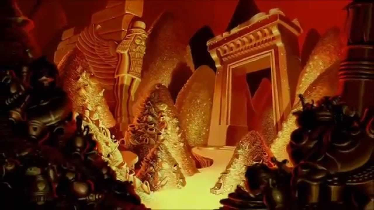 Aladdin and The Cave Of Wonders HD (part 1)   Aladdin cave ...