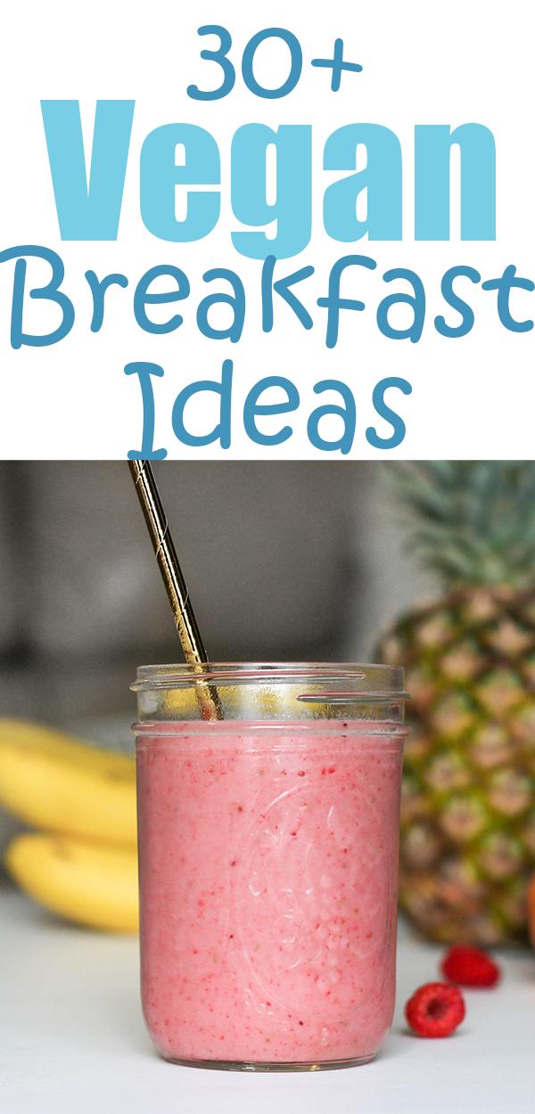 Vegan Breakfast Ideas Easy Recipes Meal Replacement Smoothies Plant Based Smoothies Vegan Breakfast