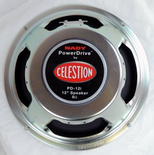 Celestion Rocket 50 Oem Nady Pd12i Speaker 12 60w 8 Ohm Speaker Click On The Image For Additional Details Note It Musical Instruments Guitar Cabinet Guitar