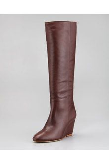 Loeffler Randall Sophie Wedge Boot