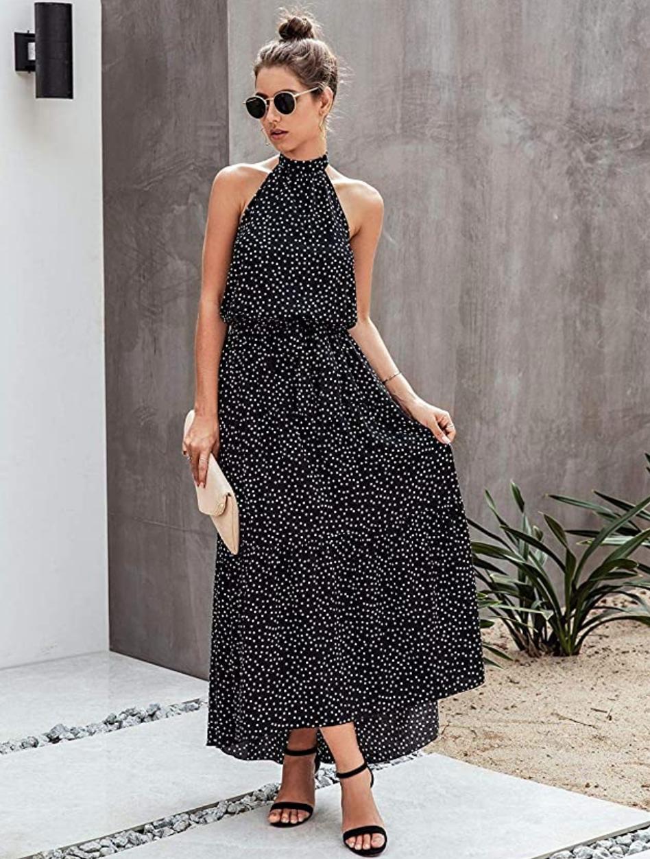 We Dug Up 29 Cute Affordable Summer Dresses On Amazon So You Don T Have To Affordable Summer Dresses Boho Maxi Dress Summer Dresses For Women [ 1252 x 948 Pixel ]