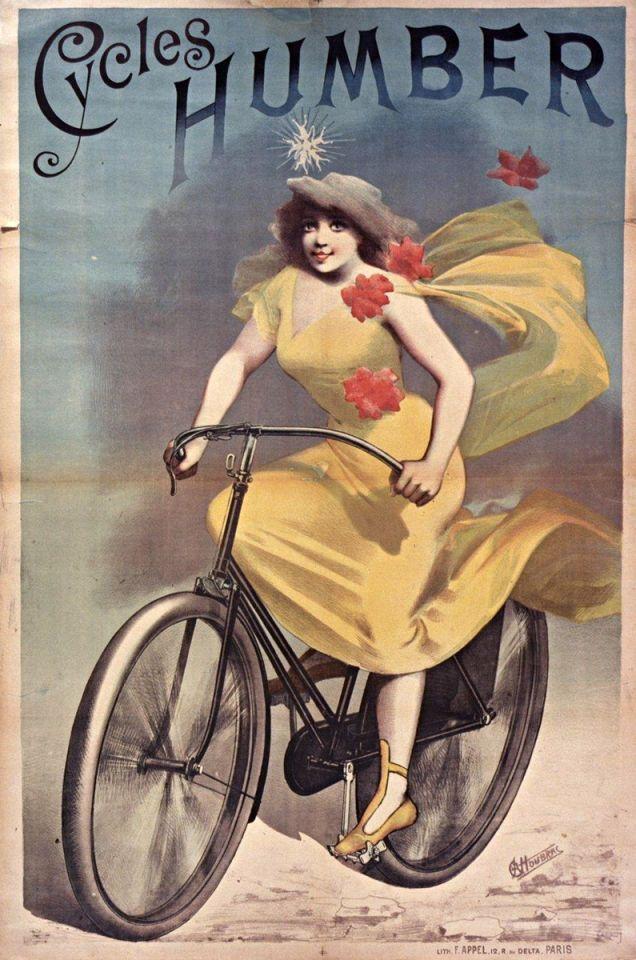 vintage bicycle advertising 23