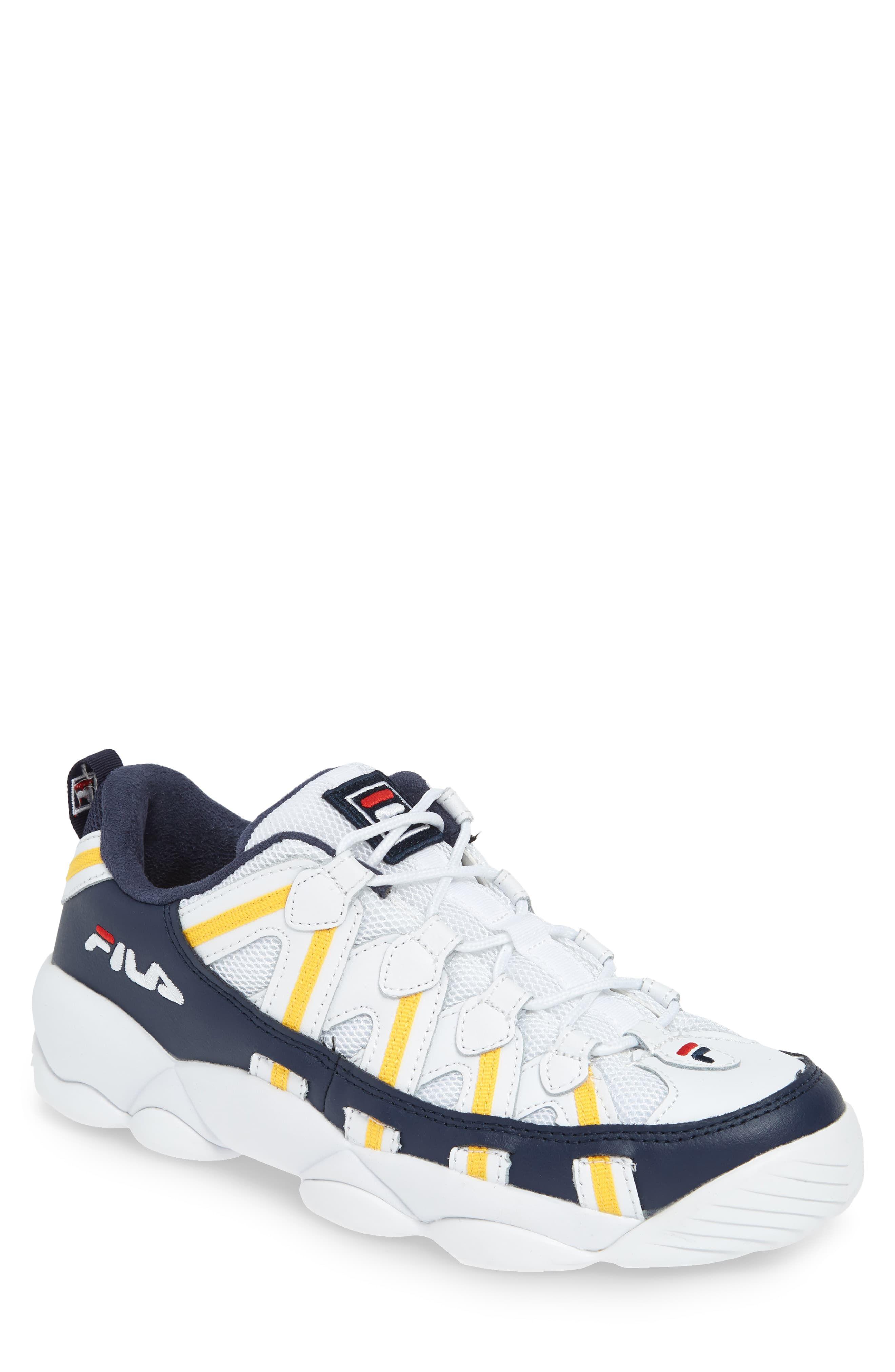 FILA Spaghetti Low Sneaker (Men Sneakers, Sneakers nike  Sneakers, Sneakers nike