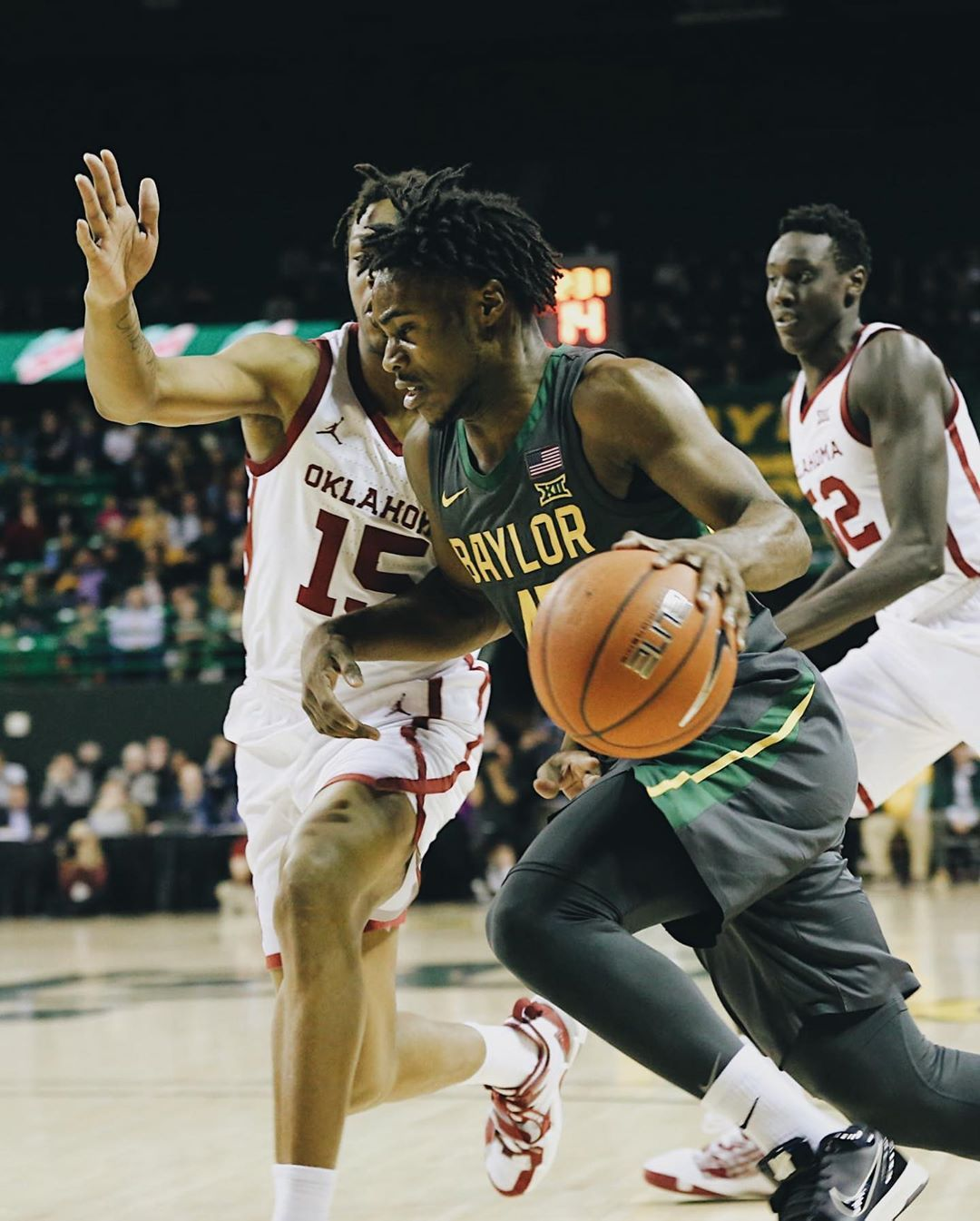 Currently the No. 1 Team in the Nation Baylor Basketball