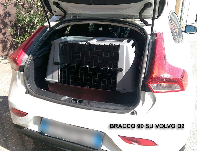 Trasportino Auto Volvo Cani Da Caccia Trasportini Cani Auto