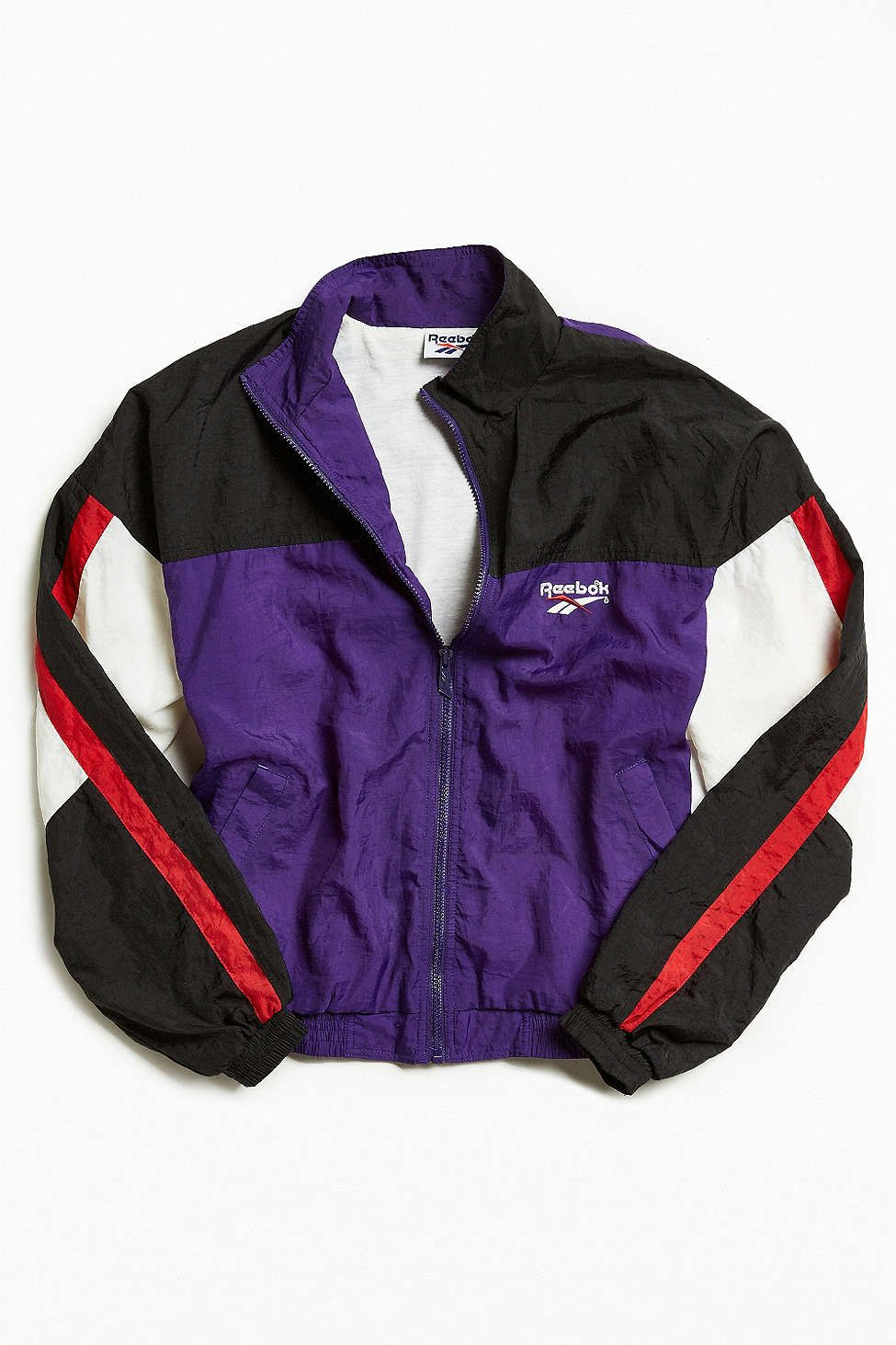 Vintage Reebok Windbreaker Jacket Urban Outfitters Windbreaker Jacket Vintage Reebok Jackets [ 1463 x 975 Pixel ]
