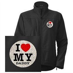 #Artsmith Inc             #ApparelTops              #Women's #Embroidered #Jacket #Love #Daddy #Father #Heart                     Women's Embroidered Jacket I Love My Daddy - Dad Father Heart                                           http://www.seapai.com/product.aspx?PID=7712743