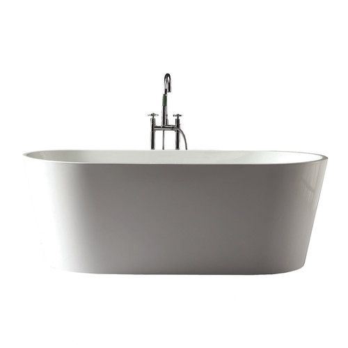 Features:  Much Deeper Than Standard Tubs For Full Immersion.  Warmer To  The Touch And More Comfortable Than Traditional Enamel/steel Tubs.