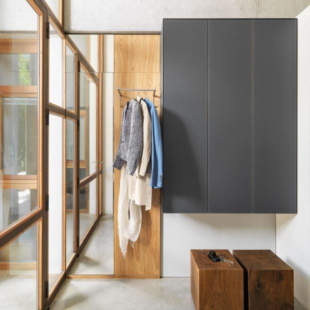 Stilvolle Und Praktische Garderoben Garderobenserie Cubus Pure