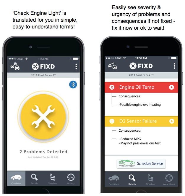 Fixd Diagnose Car Problems Using Your Smartphone With Images