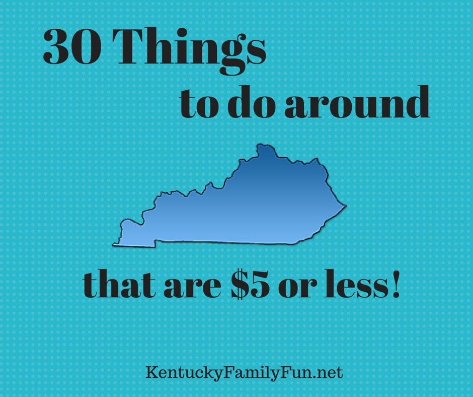 Kentucky Family Fun: 30 things to do with your kids in ...