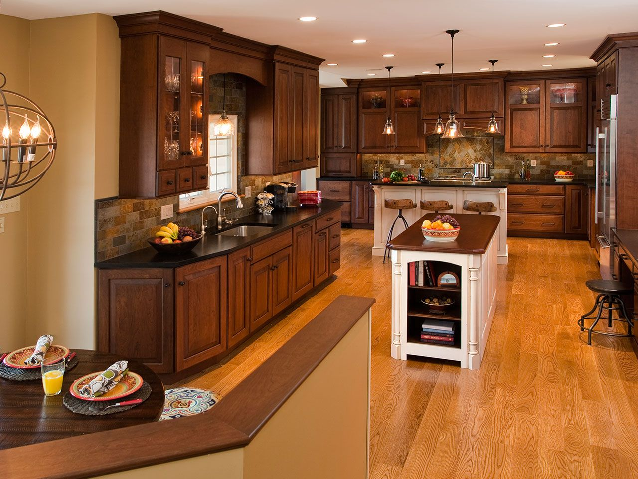 traditional kitchens designs & remodeling services in philadelphia