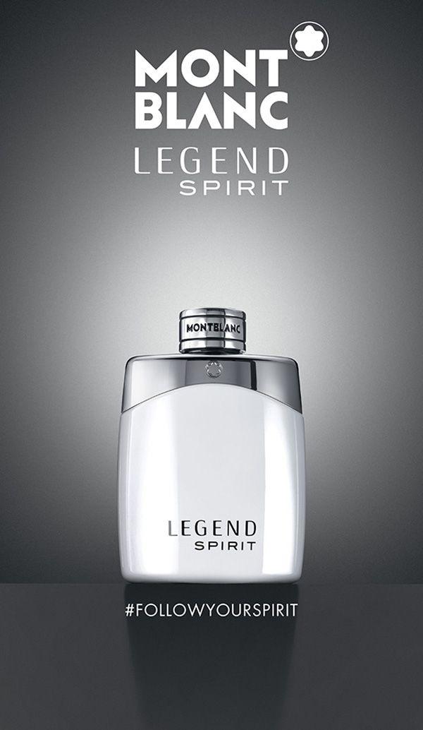 Montblanc Legend Spirit A Fresh Virile Intense Fragrance Montblanc Montblancfragrance Montblanclegendspirit Legendspirit Eaudetoilette Beauty F น ำหอม