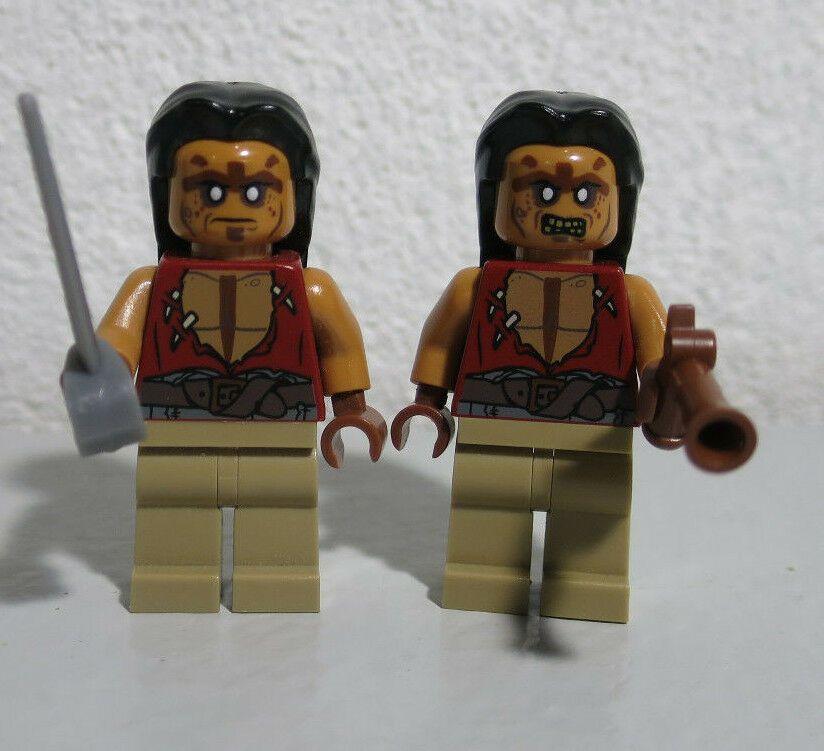 Lego Pirates of the Caribbean Mini Figure Yeoman Zombie 4191