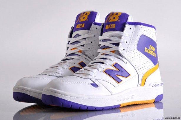 "a68a4ba6fbfa1 New Balance P790LK ""Los Angeles Lakers"""
