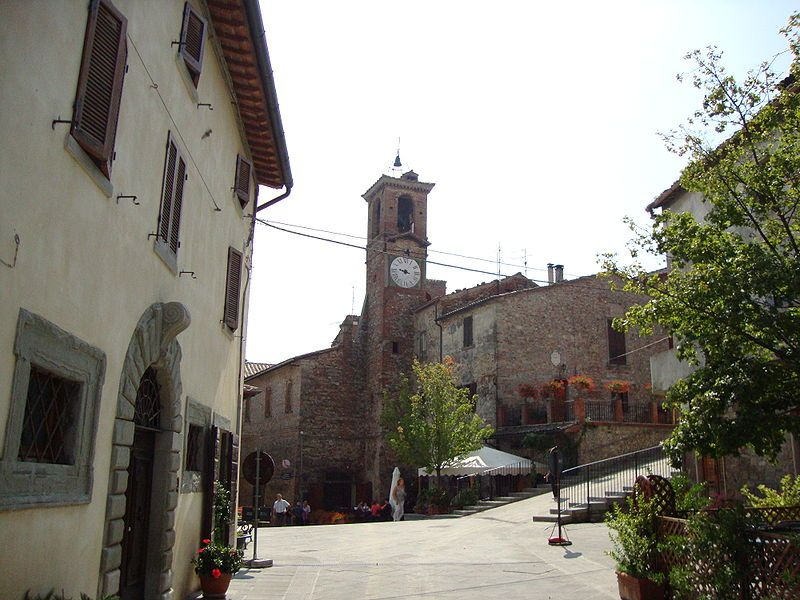 Citerna, Umbria - getting nostalgic: 5 years since I lived there for a semester