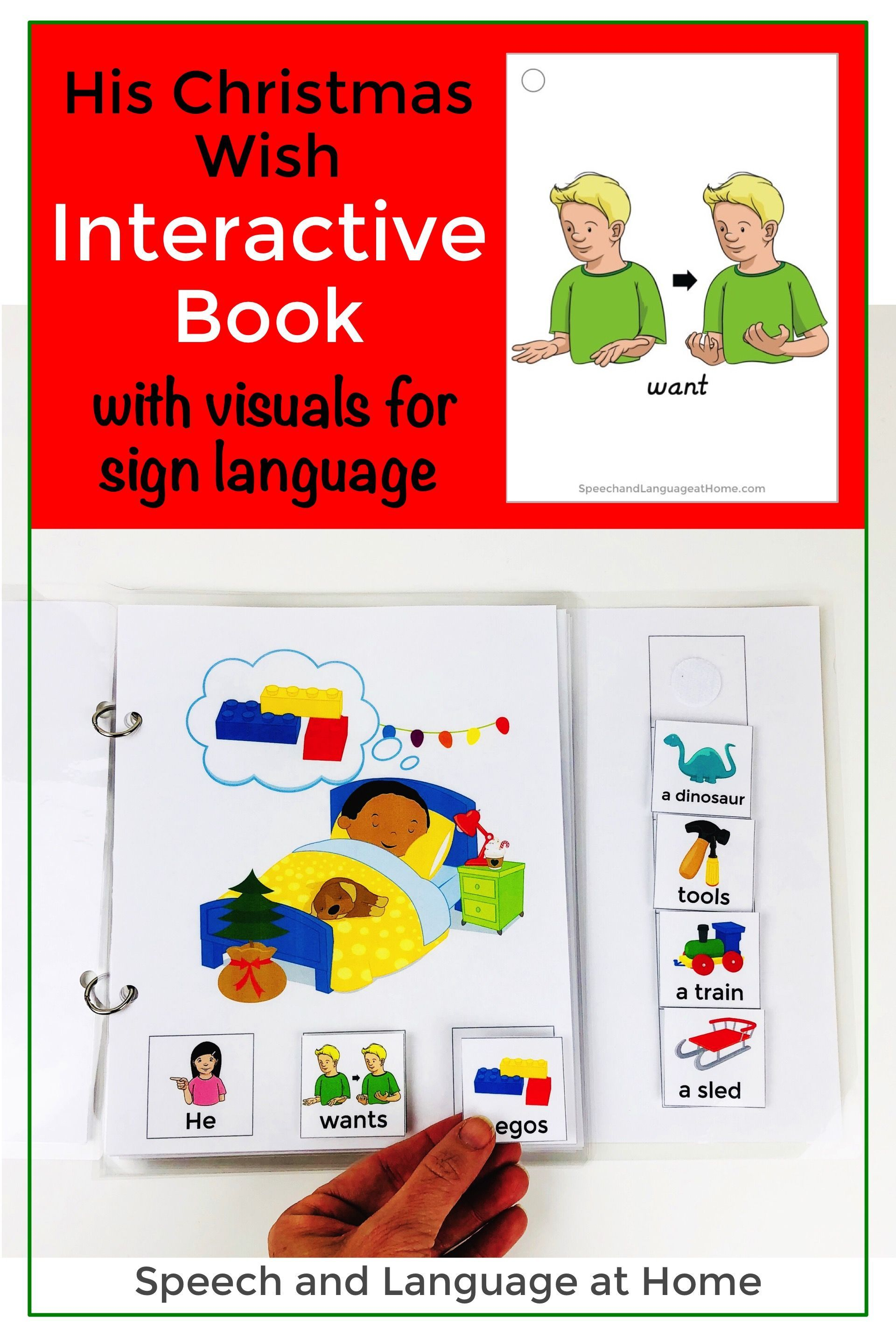 Aac Core Vocabulary Activities Interactive Books Speech Therapy