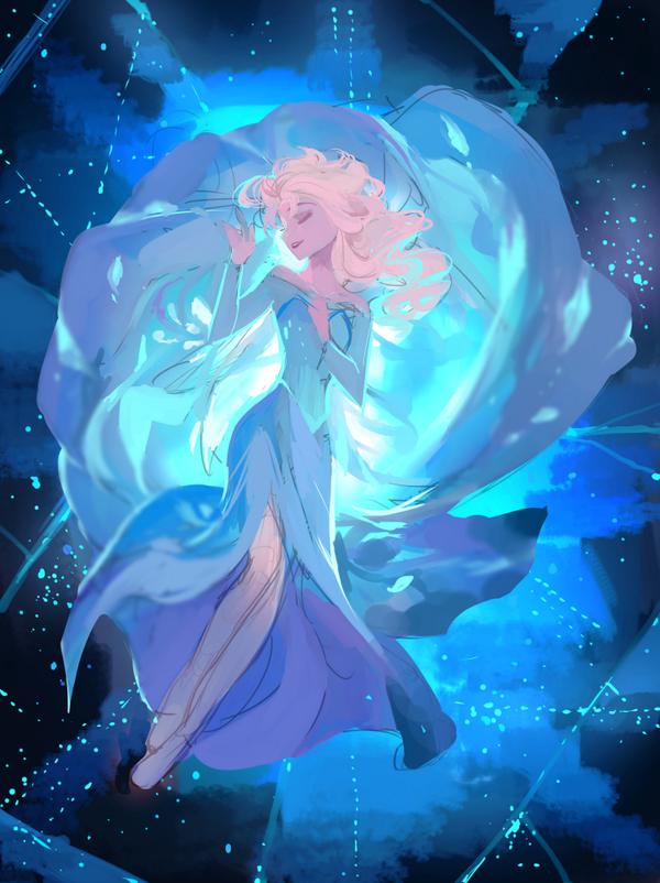 Elsa.  Source: https://twitter.com/Hiphip_hurray/status/495210400305012737
