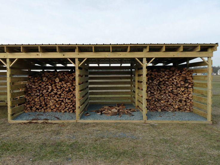 pingl par tony sur abris pour bois chauffage pinterest bois abri bois et rangement bois. Black Bedroom Furniture Sets. Home Design Ideas