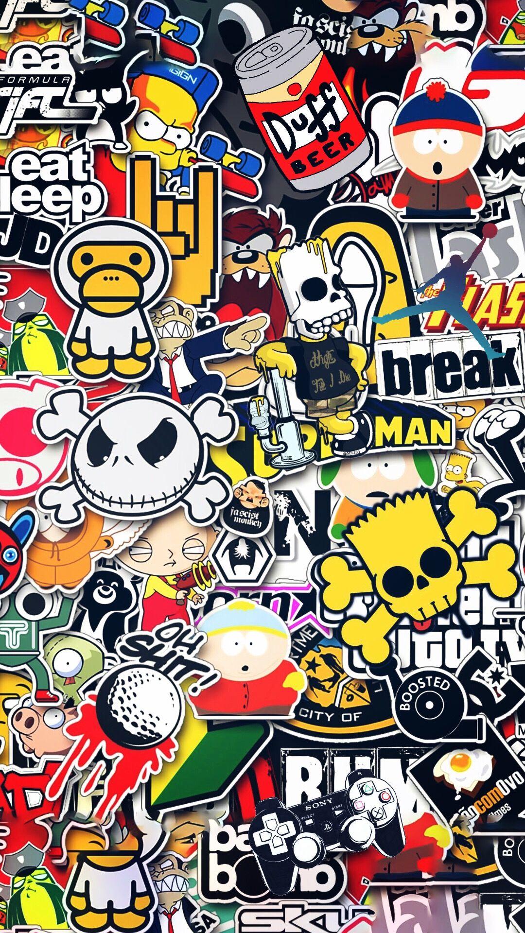 Pin by 🌺 li♡li 🌺 on 发现 Best iphone wallpapers, Sticker