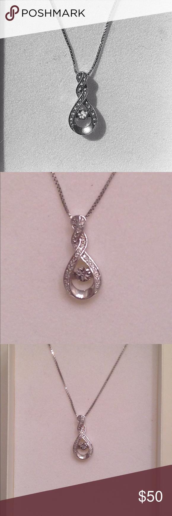 Kay Jewelers Diamonds In Rhythm Infinity Necklace Kay Jewelers