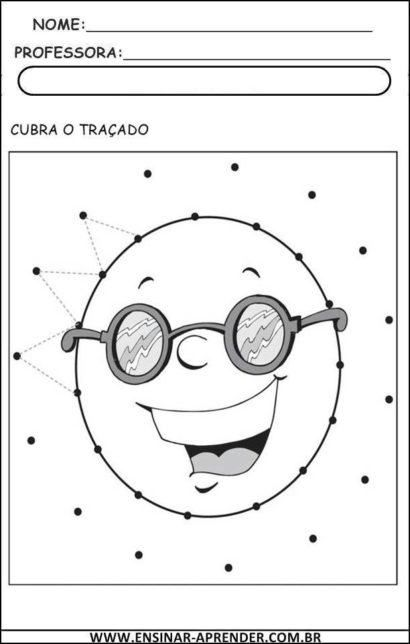 Atividades De Coordenação Motora Grossa Cubra O Sol Atividades