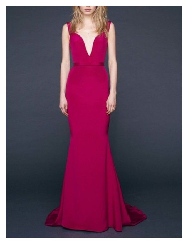 """""""Set 125 for Reem Acra"""" by sydney-leider on Polyvore featuring women's clothing, women, female, woman, misses and juniors"""