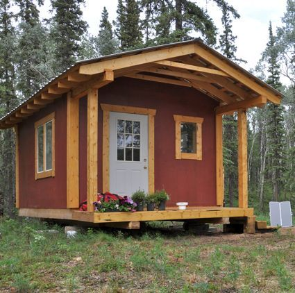Superbe 12 X 16 Cabin