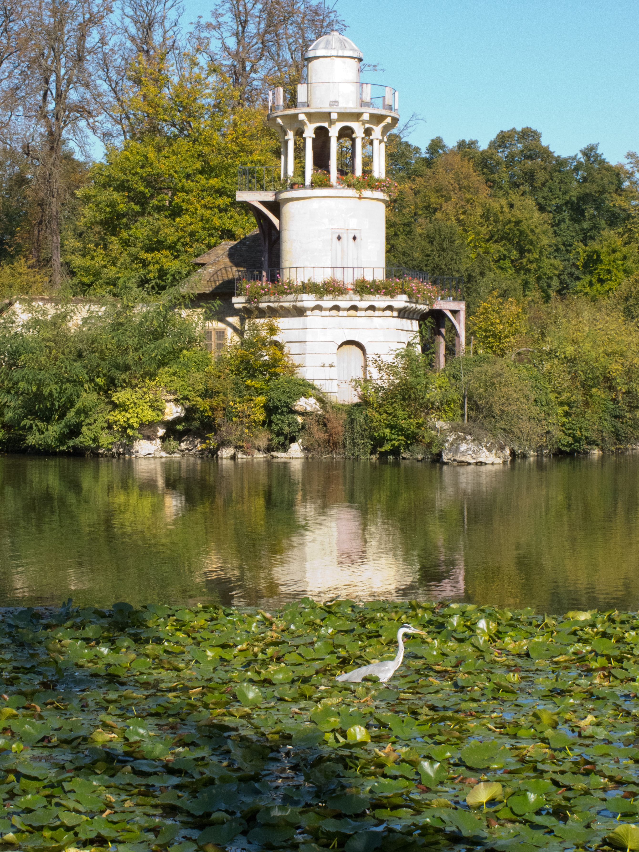 Paris - favorite location - Marie Antoinette's farm.