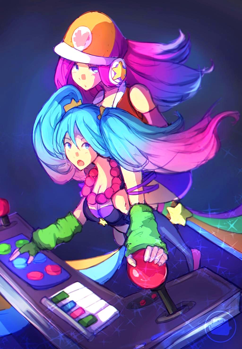 Miss Fortune: Arcade by TenTennz on DeviantArt