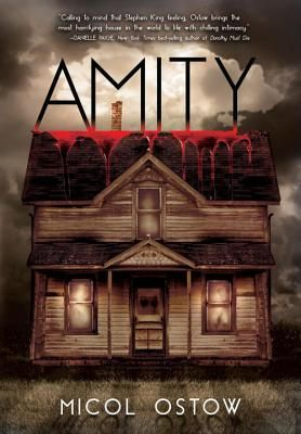 Don't read this book before you go to bed. Or alone. Or with the lights out. A creepy twist on Amityville Horror that will thrill even the bravest of readers.