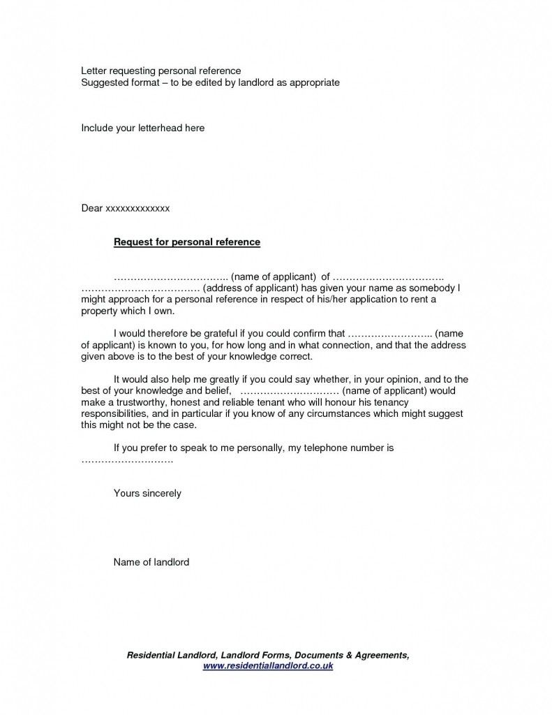 40++ Landlord reference letter ireland ideas in 2021