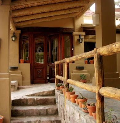ESTILO RUSTICO: EL PARAISO RUSTICO DE PURMAMARCA / Rustic Paradise in Purmamarca