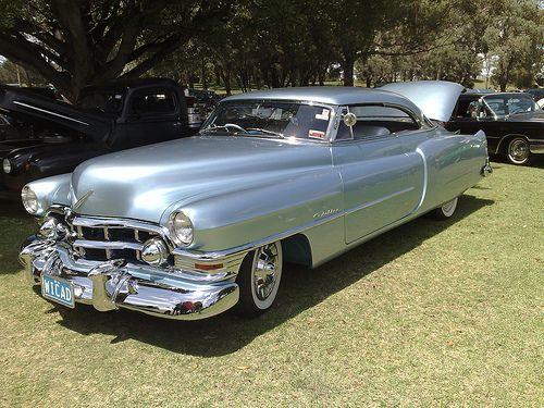 1952 Cadillac Coupe De Ville   Custom Clics   Pinterest   Cars