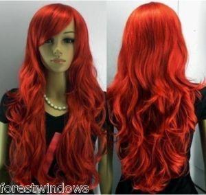 Red wig (ebay)  525f1e82b