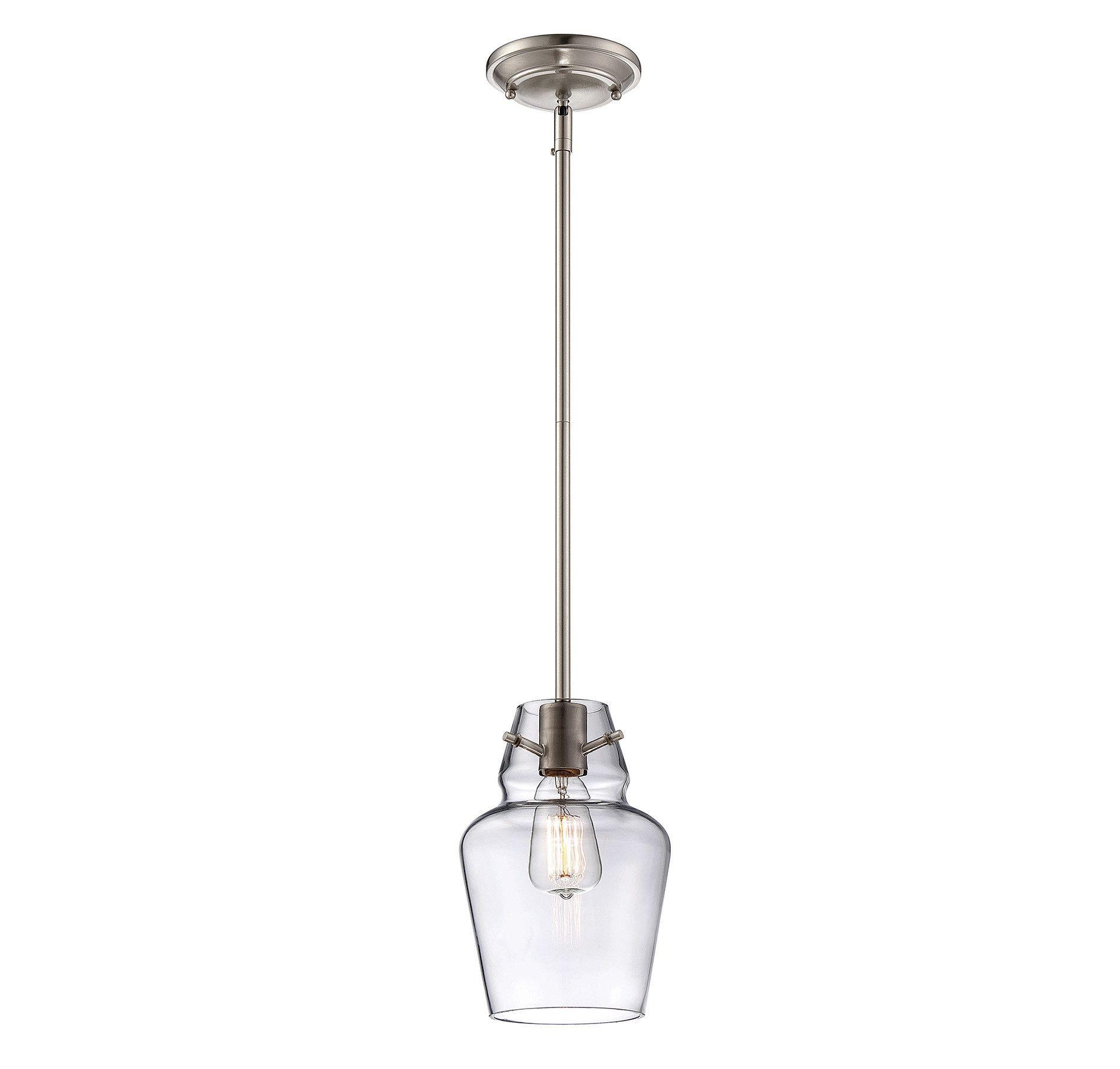 Varick gallery roslindale light mini pendant u reviews wayfair