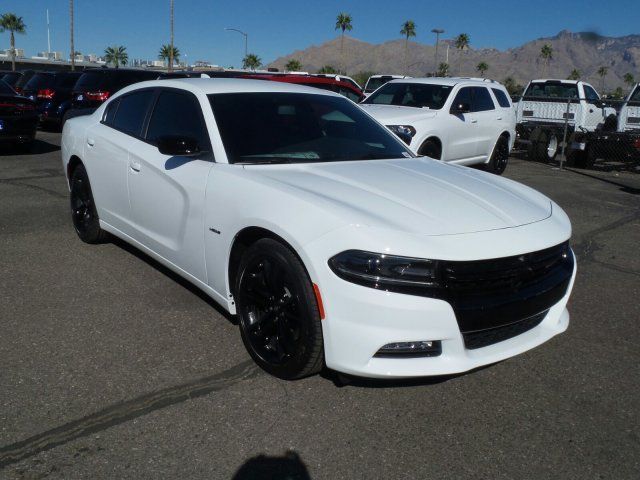 2017 Dodge Charger Rt White >> New 2017 Dodge Charger R T Sedan For Sale In Tucson Cars