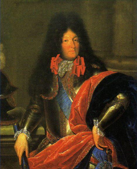 Louis in 1690.