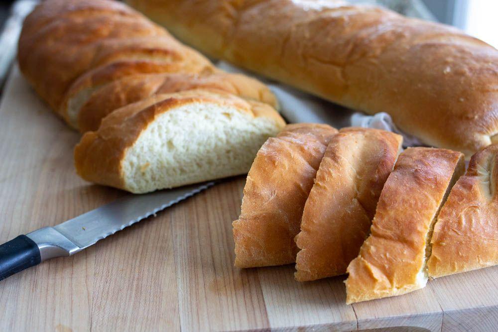 Diane's No Fail French Bread | Recipe | Bread, Food, Easy ...
