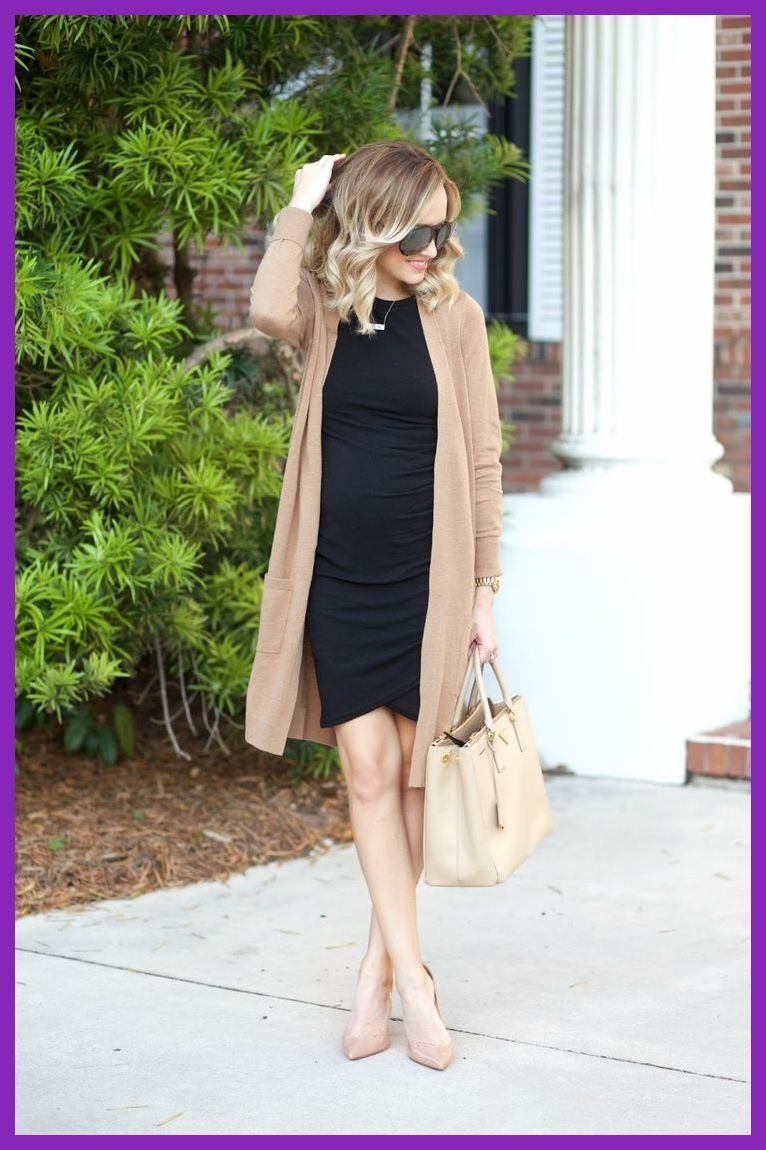 LBD and my favorite Cardigan… (A Spoonful of Style)