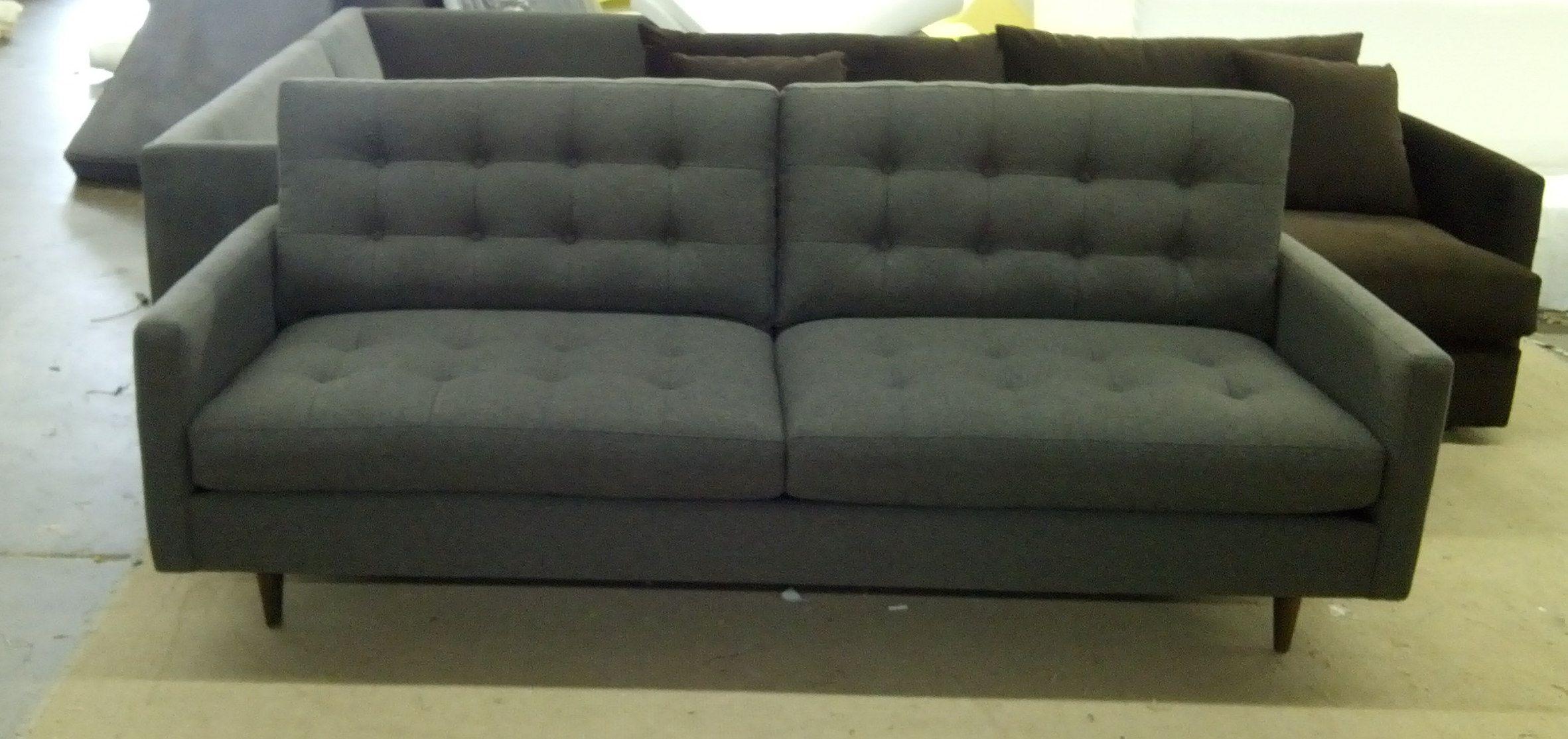 "Hana"" Sofa ANY SIZE OR FABRIC MONARCH SOFAS custom sofa or"