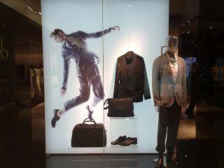 displayhunter: Emporio Armani: Flying
