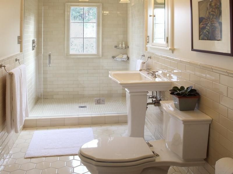 flooring options bathrooms | images above, is segment of The Right ...