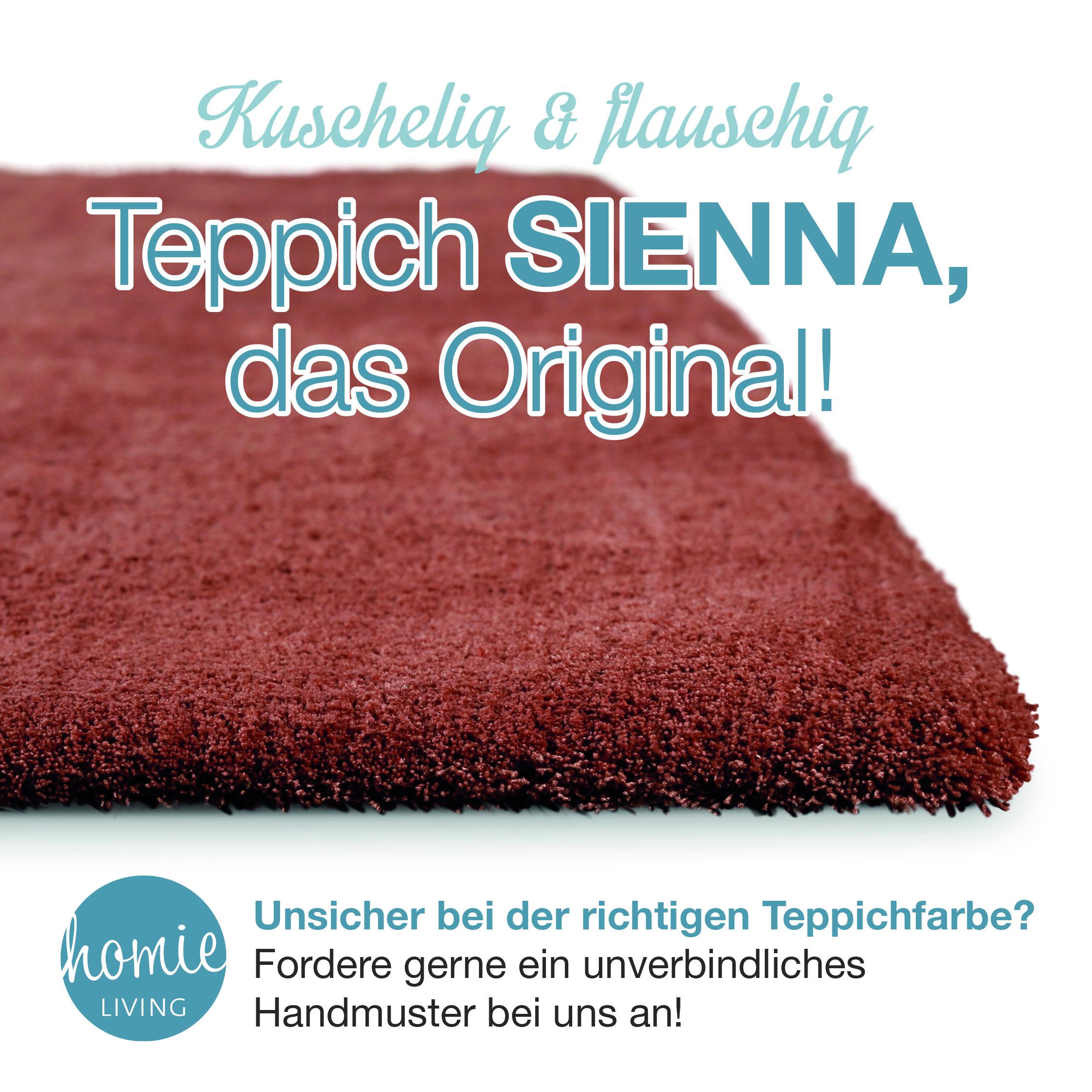 Teppich Rost Rot Hochflor Sienna Homie Living Teppich Teppich Ideen Teppich Flur