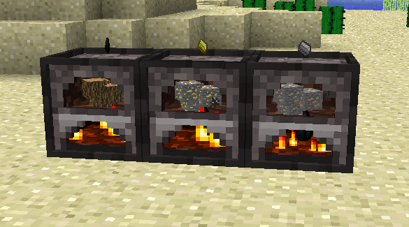 Download Minecraft Mod 3d Furnace 1 5 1 Minecraft Mods Minecraft Mod