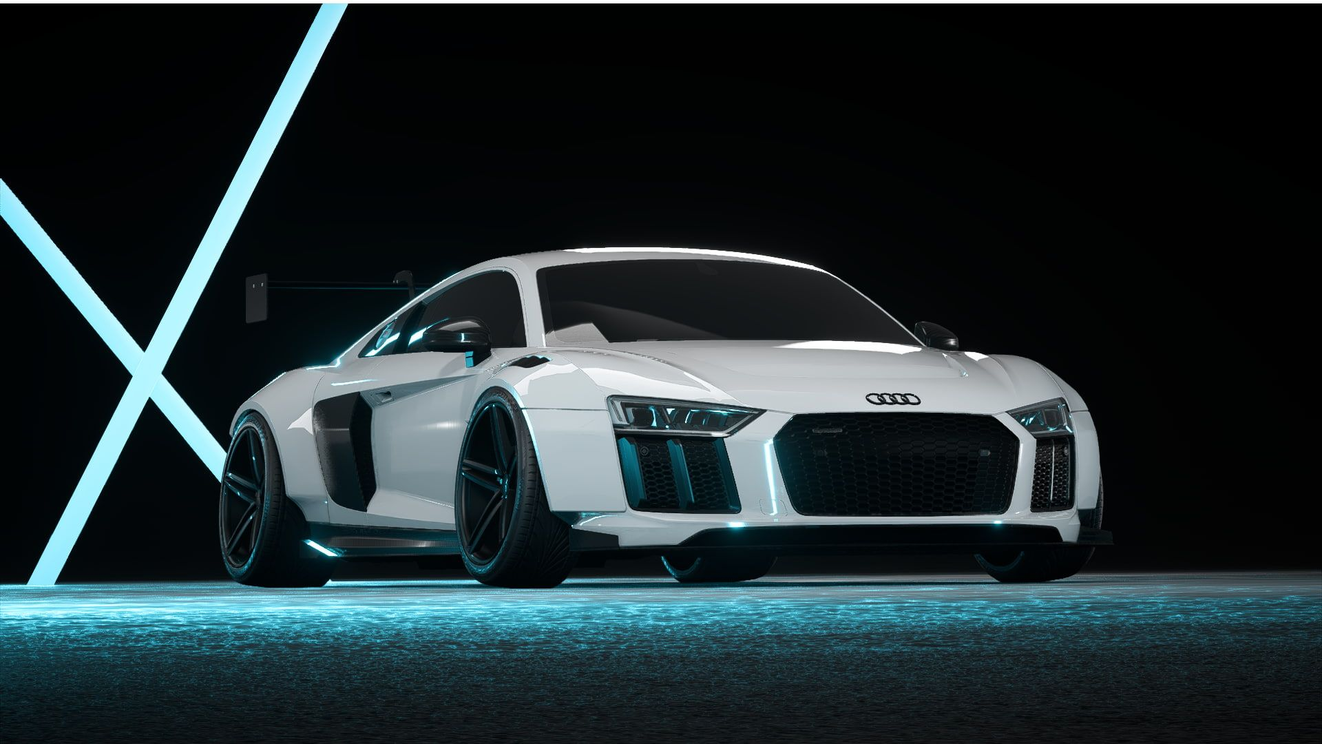 Audi R8 Car Need For Speed Need For Speed Payback White Blue Vehicle 1080p Wallpaper Hdwallpaper Desktop Audi R8 Car Car Wallpapers Audi Audi r8 car wallpaper hd 1080p free